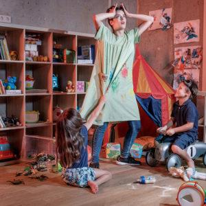 підлога для дитячих кімнат