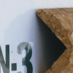 Пробковый уголок наружный LN3